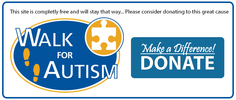 Donate to Walk for Autism